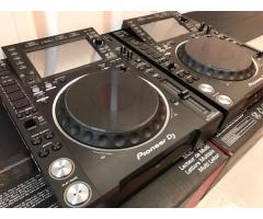 Pioneer DDJ SX2 - €480 / Pioneer XDJ RX - €700  / Pioneer CDJ 2000NXS2 == €1000