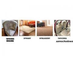 Pranie Ekstrakcyjne dywanów,mebli tapicerowanych,tapicerki